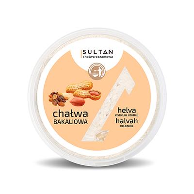 Delicacies halva - Weight 280g