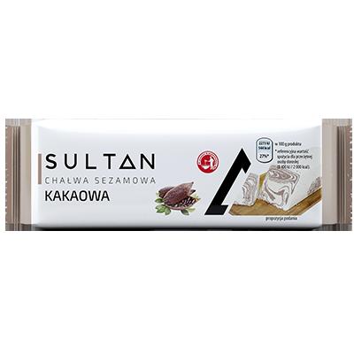 Cocoa halva - Weight 180g