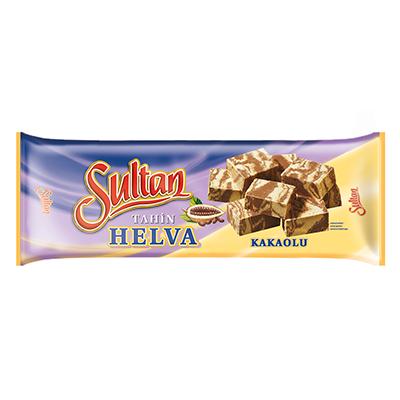 Cocoa halva - Weight 1kg