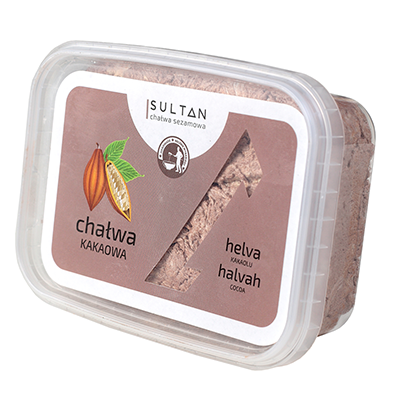 Cocoa halva - Weight 250g