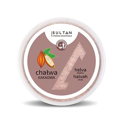 Chałwa kakaowa - Waga 280g