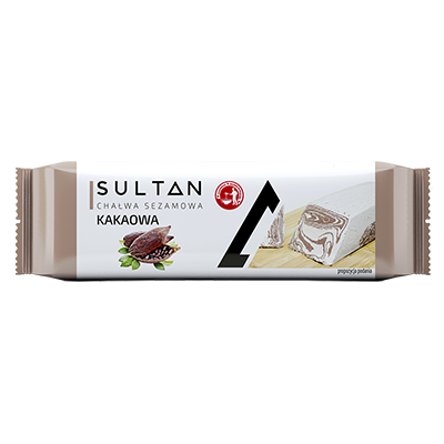 Cocoa halva - Weight 50g
