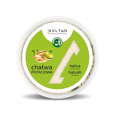 Chałwa pistacjowa