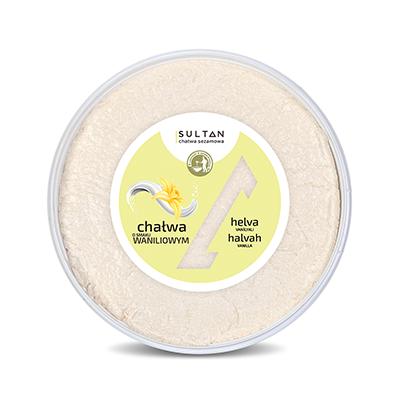 Vanilla halva - Weight 450g